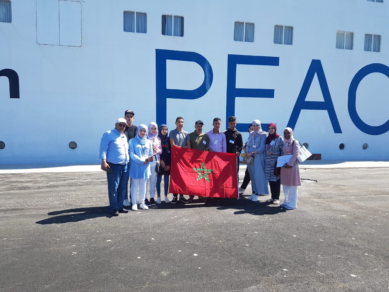 JRE_Peace Boat